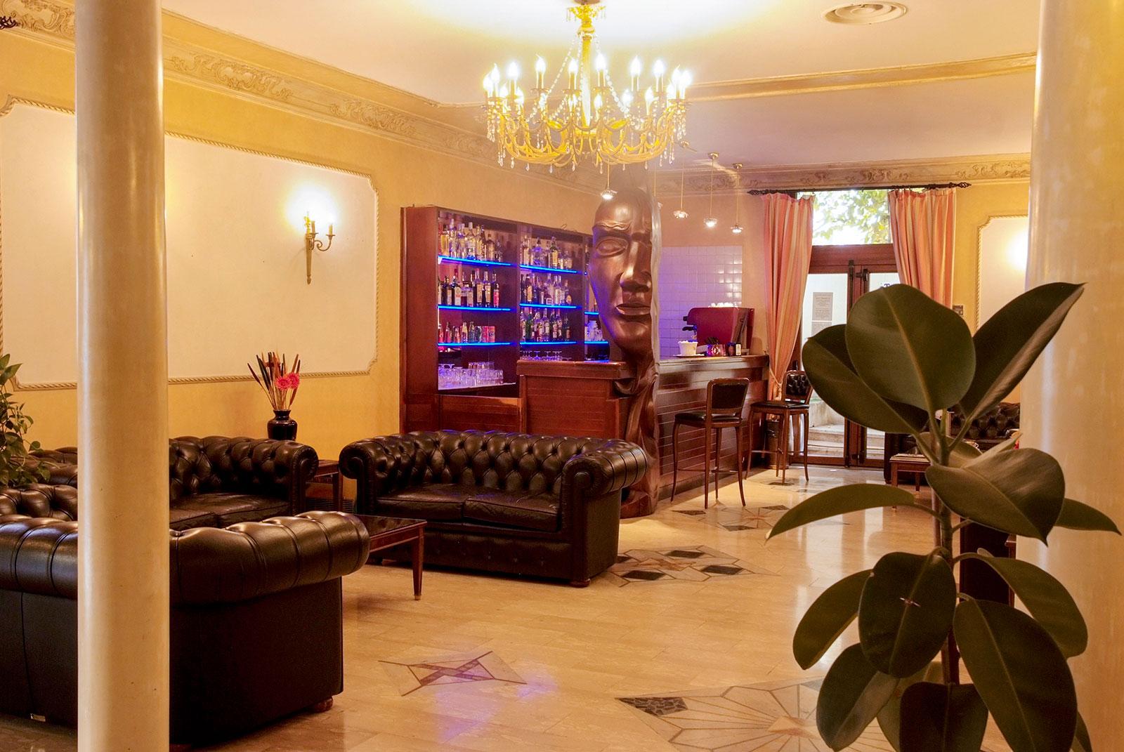 Hotel E I Suoi Servizi Hotel Villa Rosa